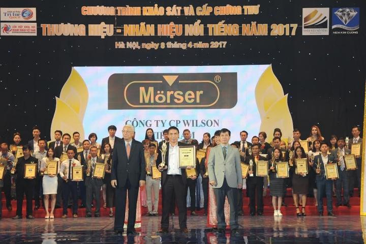 Chủ tịch HĐQT Công ty Cổ phần Wilson Việt Nam – Ông Trần Thanh Quang